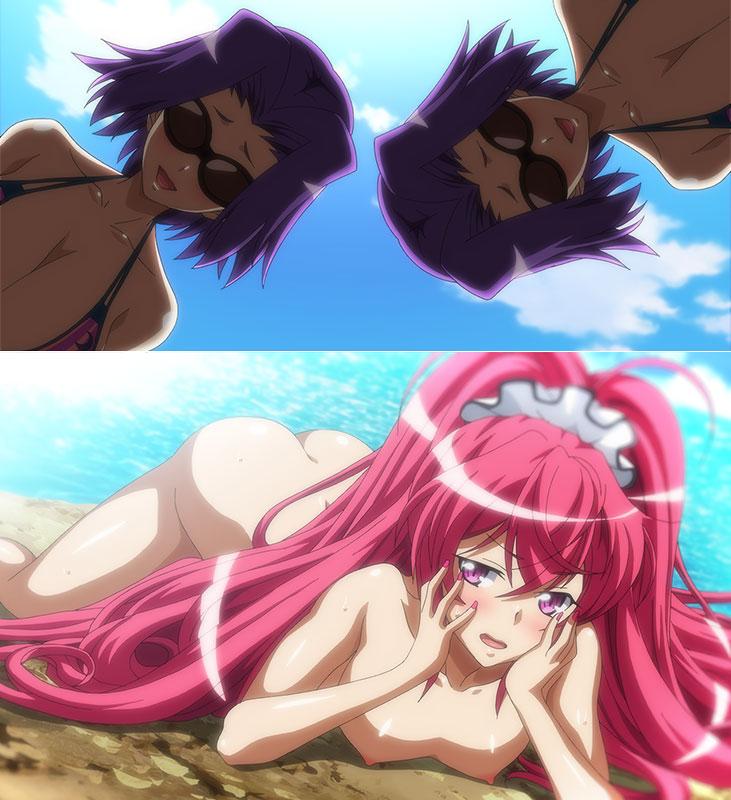OVA悪の女幹部フルムーンナイトR#2 蚤知之士のサンプル画像3