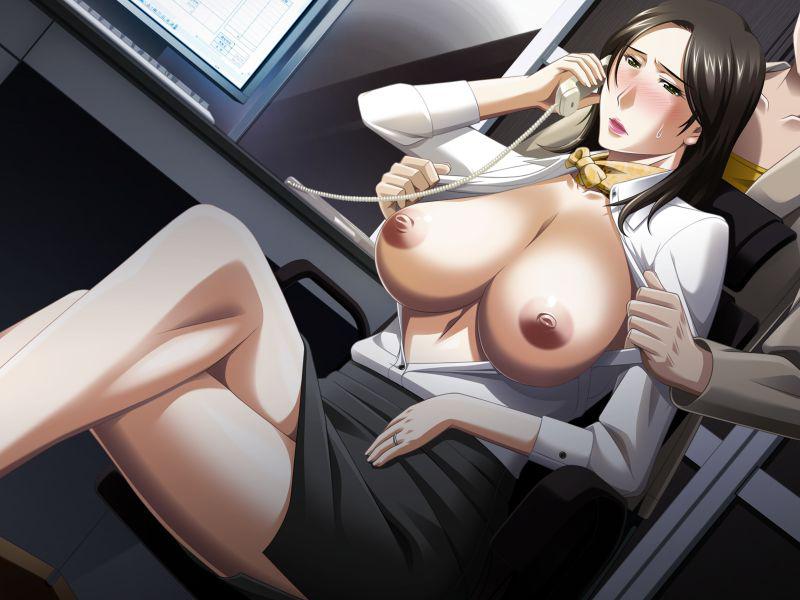 【7割引!】新ヌけるっ!!♪女上司いいな デキたらいいな あんな胸こんな乳オッパイあるけど みんなみんなみんなかなえてくれる ふしのサンプル画像4