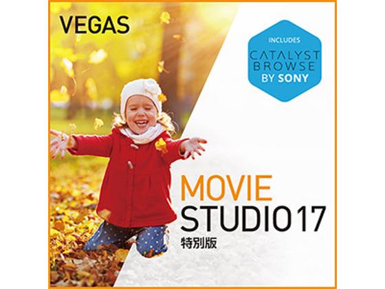 VEGAS Movie Studio 17 特別版 ダウンロード版 【ソースネクスト】の紹介画像