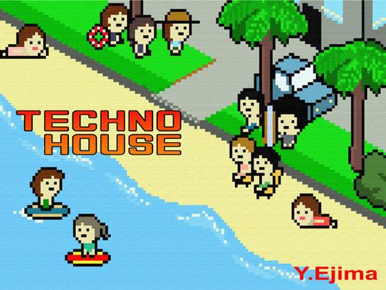 音楽素材「テクノハウス」TECHNO HOUSEの紹介画像