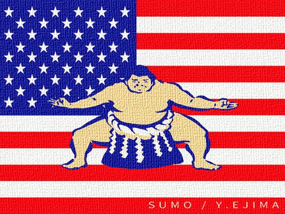 音楽素材「スモー」SUMOの紹介画像