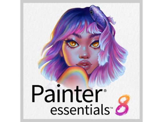 Painter Essentials 8 ダウンロード版【ソースネクスト】の紹介画像