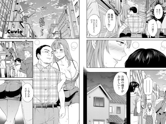 似たもの姉妹の変身【単話】のタイトル画像