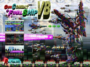 GUN COMBAT + FINAL SHIP VB