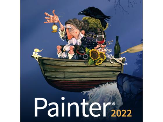 Corel Painter 2022 for Windows ダウンロード版の紹介画像