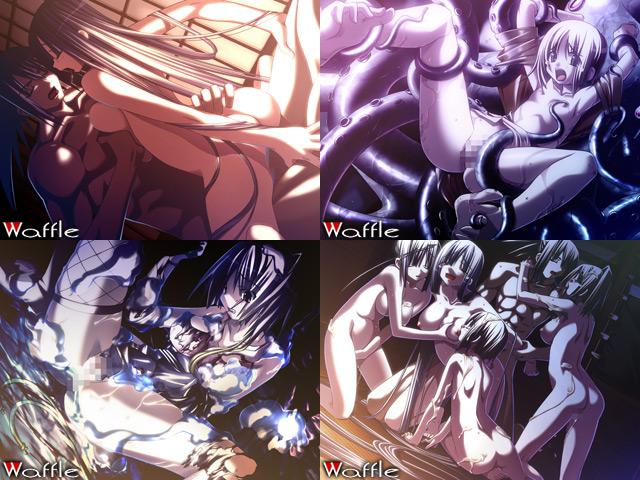 抜け忍 〜捕獲、そして調教へ…〜 アニメーション追加版のサンプル画像