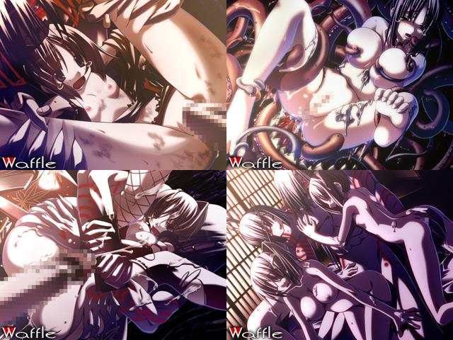 抜け忍 〜捕獲、そして調教へ…〜 アニメーション追加版のサンプル画像2