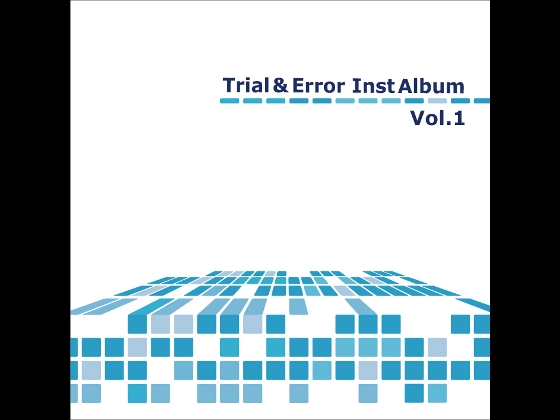 Trial & Error Inst Album Vol.1の紹介画像
