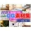 [キュキュキュのQのQ] の【著作権フリー背景CG素材集VOL.13】