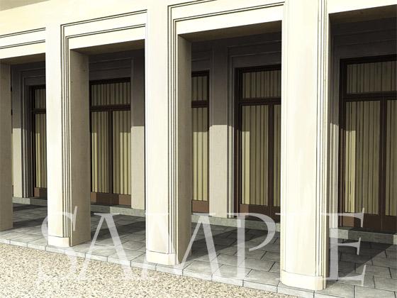 【2D背景】建物01の紹介画像