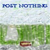 POST NOTHING C part and theme
