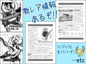 DRAGOn Vol.13 & 14