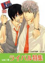 【50%OFF】BL恋愛専科 vol.18ライバル【年末年始