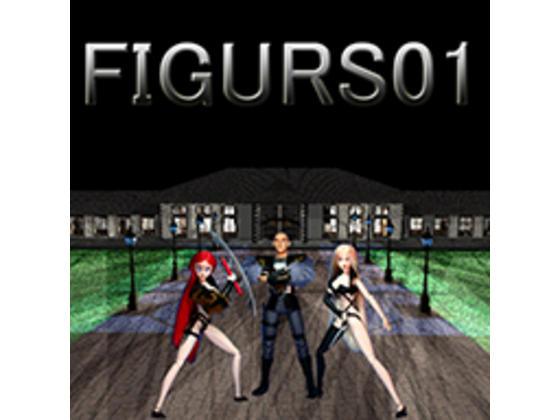 フィギュアス01 【キャットワークス】の紹介画像