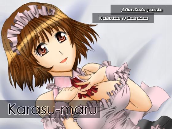 画集「Karasu-maru」の紹介画像